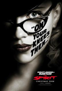 The Spirit Movie Poster
