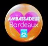 Selectionné par la Mairie de Bordeaux comme un des Ambassadeurs de la Ville.