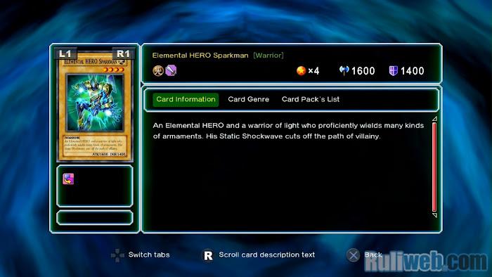 Thử nghiệm Yugi Oh 5DS phiên bản PS 3 - Ảnh 10