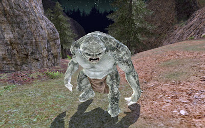 lotro sdao trouee des trolls