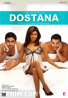Cạm Bẫy Tình Yêu - Dostana (2008) Poster
