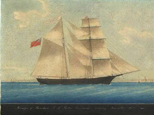 Mary Celeste là một tàu thương gia hai cột buồm của Mĩ được phát hiện vào tháng 12 năm 1872