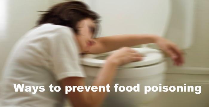 Ten ways to prevent Food Poisoning