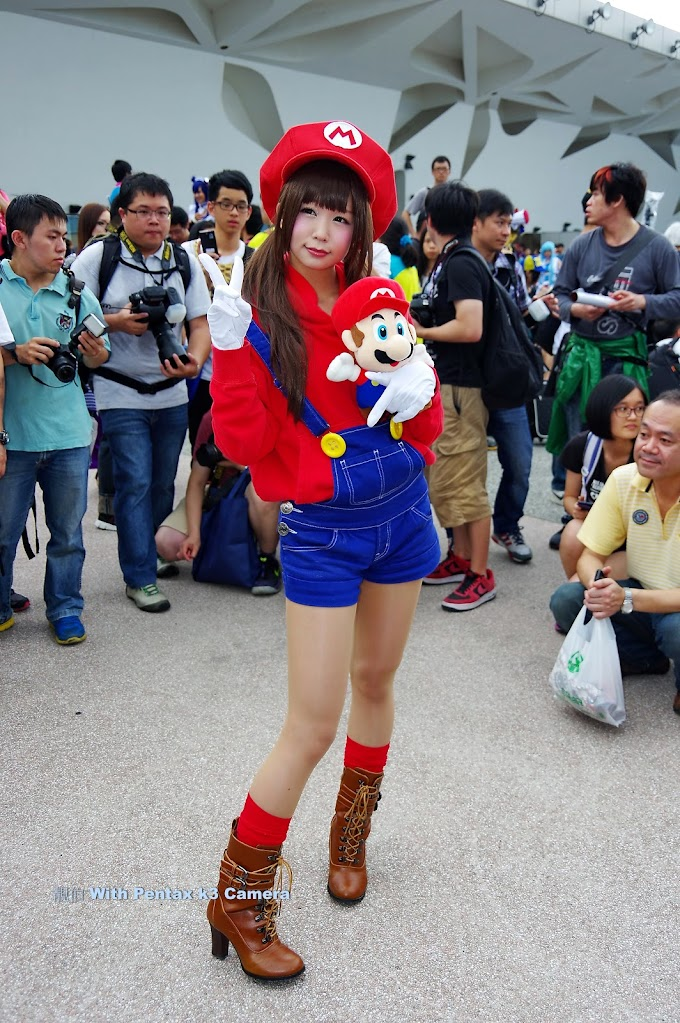 Petit Frontier 22 開拓動漫祭in花博爭艷館