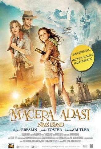 Macera Adası - Nim's Island (2008)