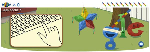 google 15 happy birthday
