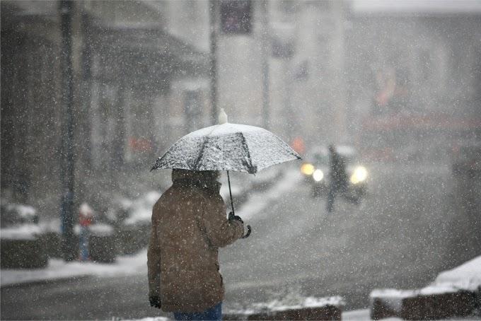 "В Москву придет снежный антициклон ""Сибиряк"""