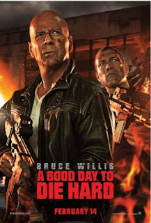 A Movie in Review: A Good Day to Die Hard