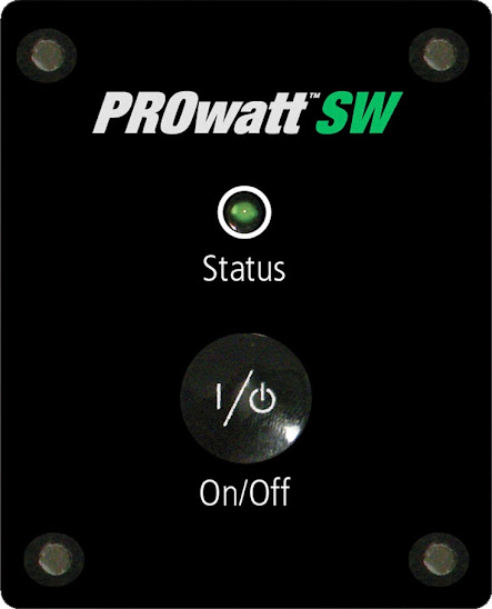 PROwatt SW remote switch