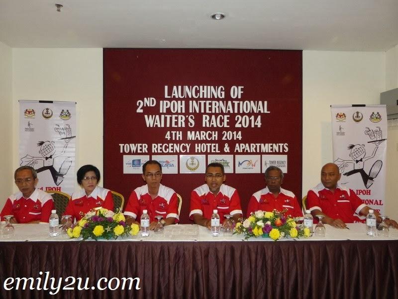 Ipoh International Waiters Race
