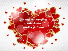 Claudi & le piano: Cartes numériques de la Saint Valentin gratuites