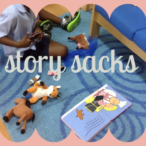 story sacks play based inquiry. Black Bedroom Furniture Sets. Home Design Ideas