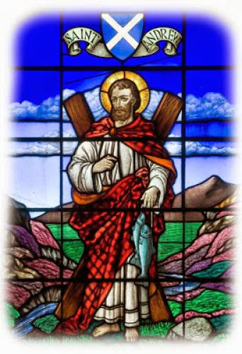 How Saint Andrew Became The Patron Of Scotland