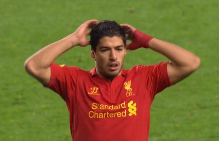 Suarez, Liverpool - Anji Makhachkala