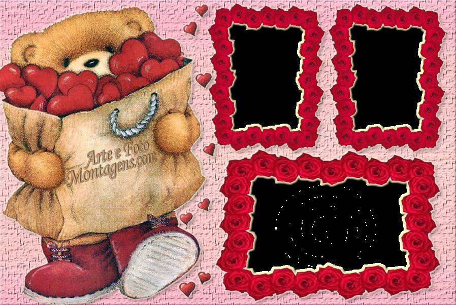 urso-coracoes-e-rosas