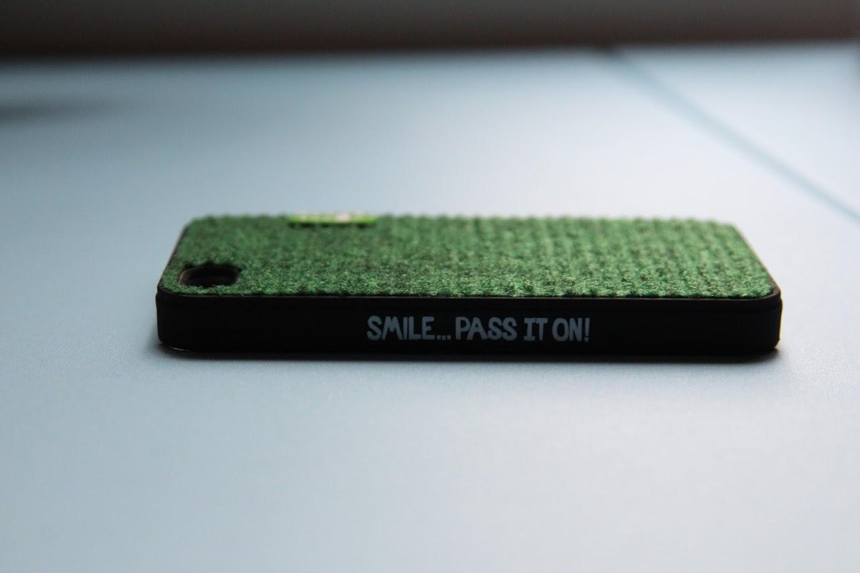 *好康贈送:11/24~12/10 限量「SANUK草皮iPhone 4 4s 手機殼」(已截止) 4