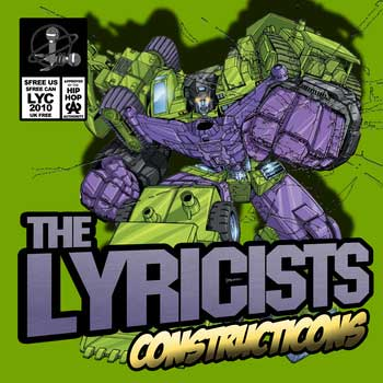 download : the lyricists constructicons mixtape on bandcamp
