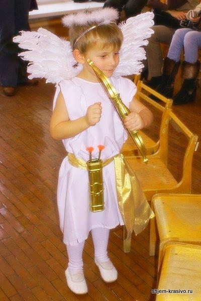 костюм ангела сшить своими руками