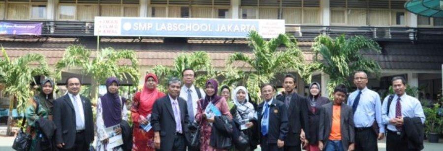 Persepsi terhadap kualiti pendidikan di Lab School Jakarta amat mengujakan