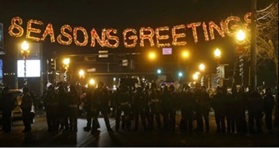 Seasons Greetings from the New World Order
