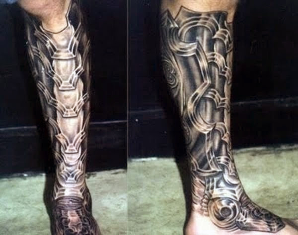 biomechanics tattoos