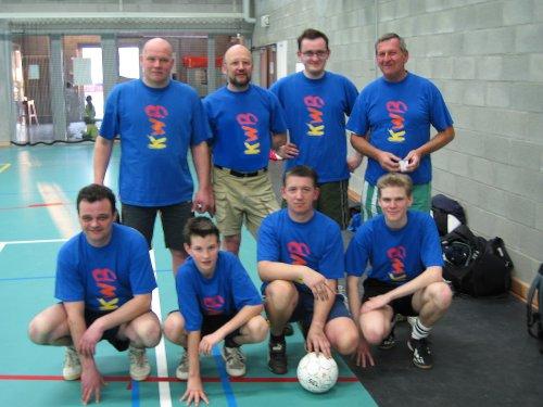 Het dreamteam van Gooik & Strijland, tevreden maar sommigen vooral moe.