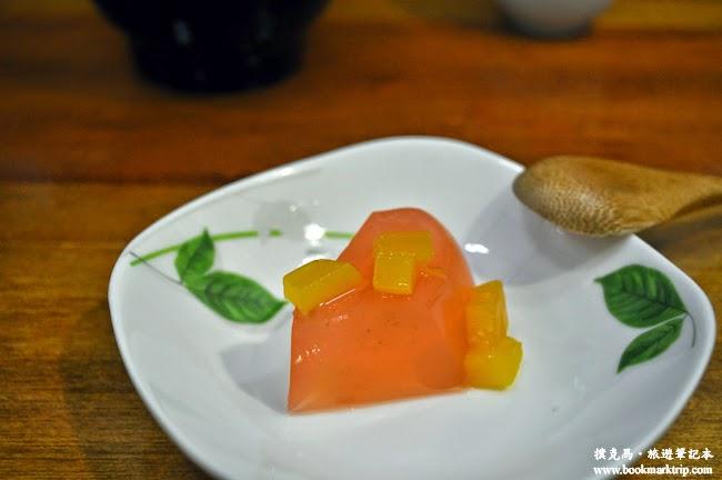 小西料亭洋菜凍