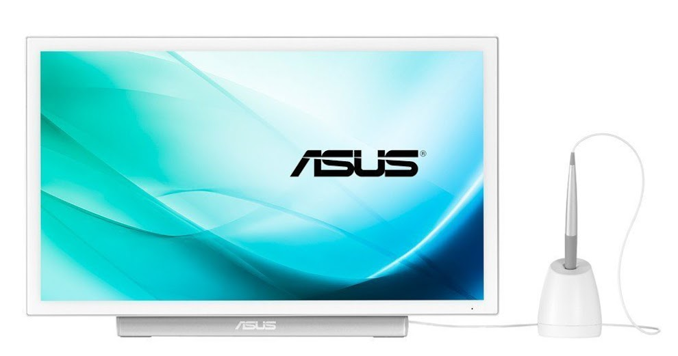Review: ASUS PT201Q 19 5-inch Digitizer Tablet Monitor for