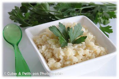 recette-bébé-vermicelle-au-persil