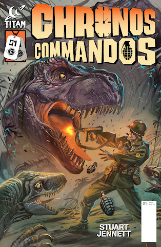 Chronos Commandos