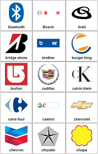 Yeah, let's goto next level : Logo Quiz Fun Plus level 2