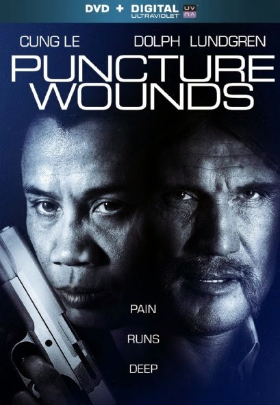 Poster Of English Movie Puncture Wounds (2014) Free Download Full New Hollywood Movie Watch Online At Alldownloads4u.Com