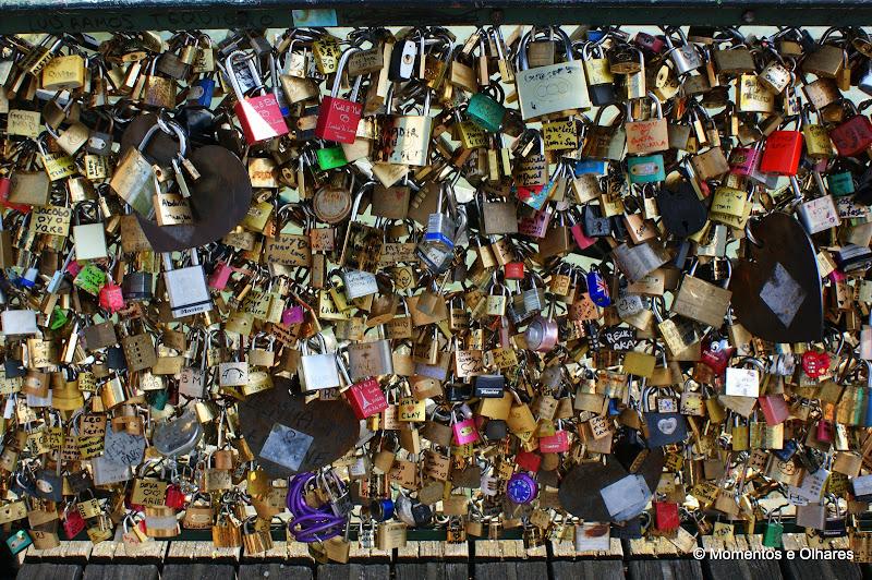 Ponte das artes, Paris