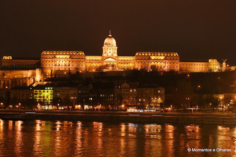 Budapeste à noite