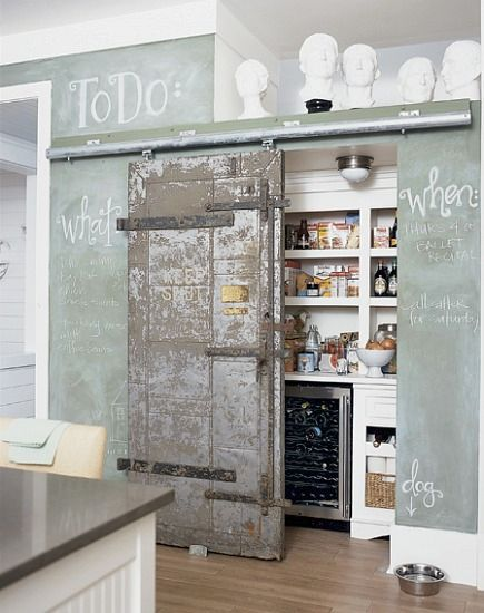 A new twist on an old classic....Butlers pantries! - The Enchanted ...