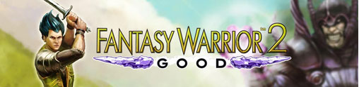 Fantasy Warrior 2 : Good [By Sumea/Digital Chocolate] FW2G