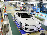 Lexus rolls out the last LFA