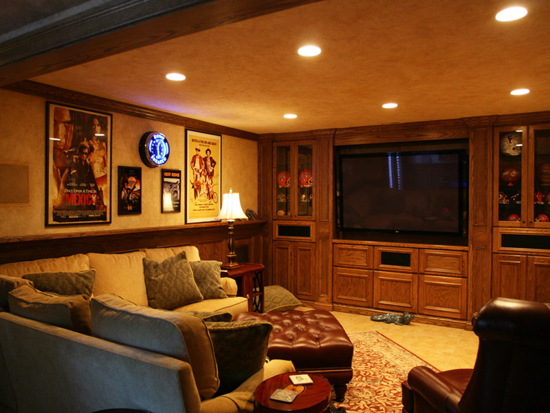 Frog Hill Designs: Media Rooms.
