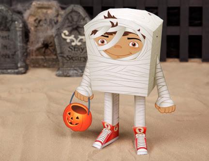 Inspiración para la Fiesta DIY de Halloween