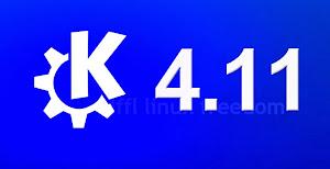 KDE 4.11 LTS