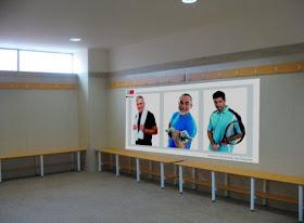 Renovación de vestuarios y aseos de las Instalaciones Deportivas San Vicente de Paúl