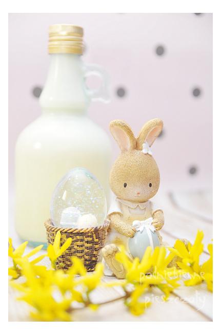 Domowy likier jajeczny