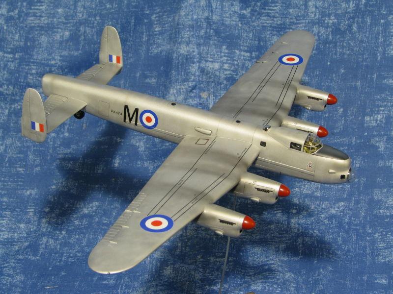 Airfix Lancaster