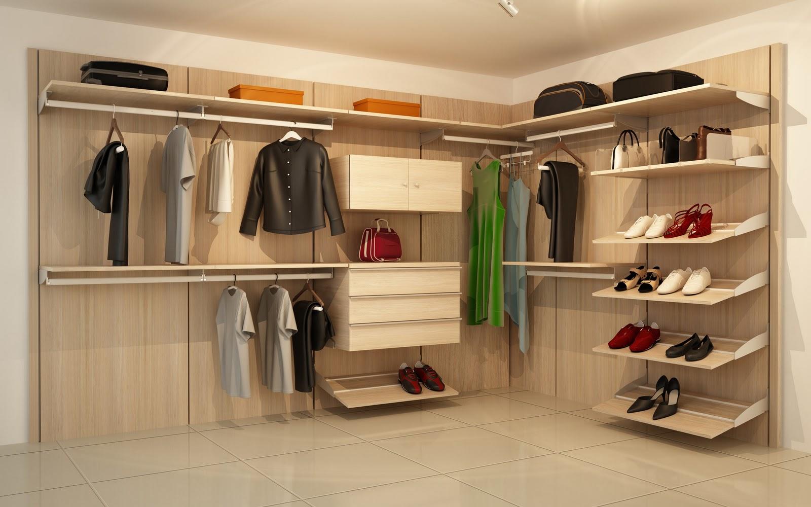Orbis home closets modulares closets linea trendy for Disenos de zapateras para closet