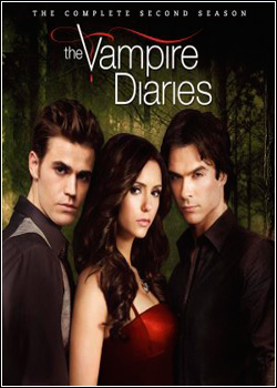 IOJAIJSAS The Vampire Diaries 2ª Temporada Dublado RMVB + AVI