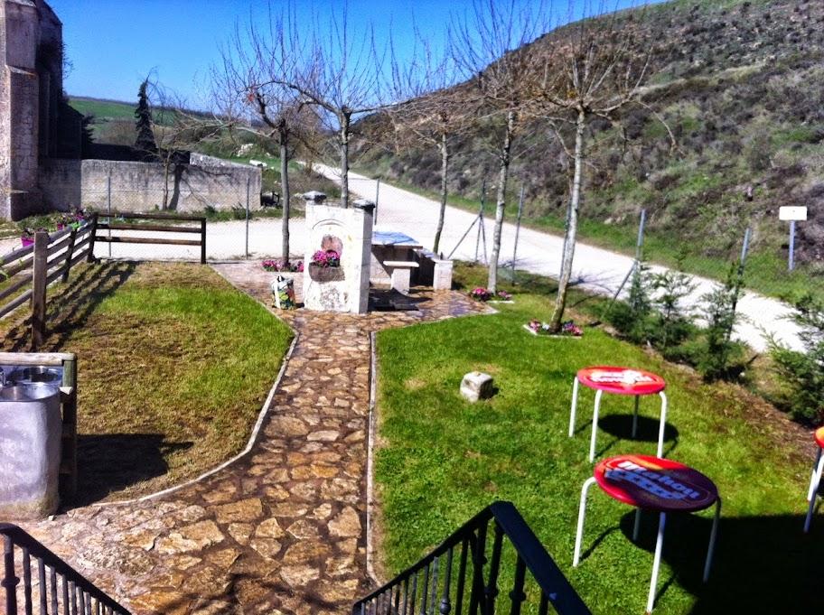 Albergue de peregrinos Vía Minera, Cardeñuela Ríopico, Burgos, Camino de Santiago