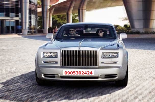 Roll-Royce Phantom
