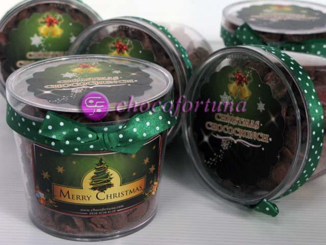 Souvenir Chococrunch natal