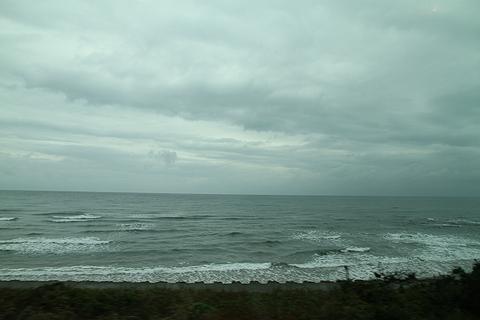 日ノ丸自動車「大山号」からの車窓 その3
