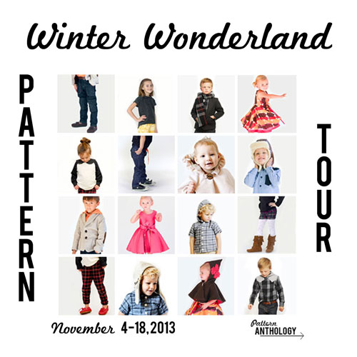 Winter Wonderland Collection blog button